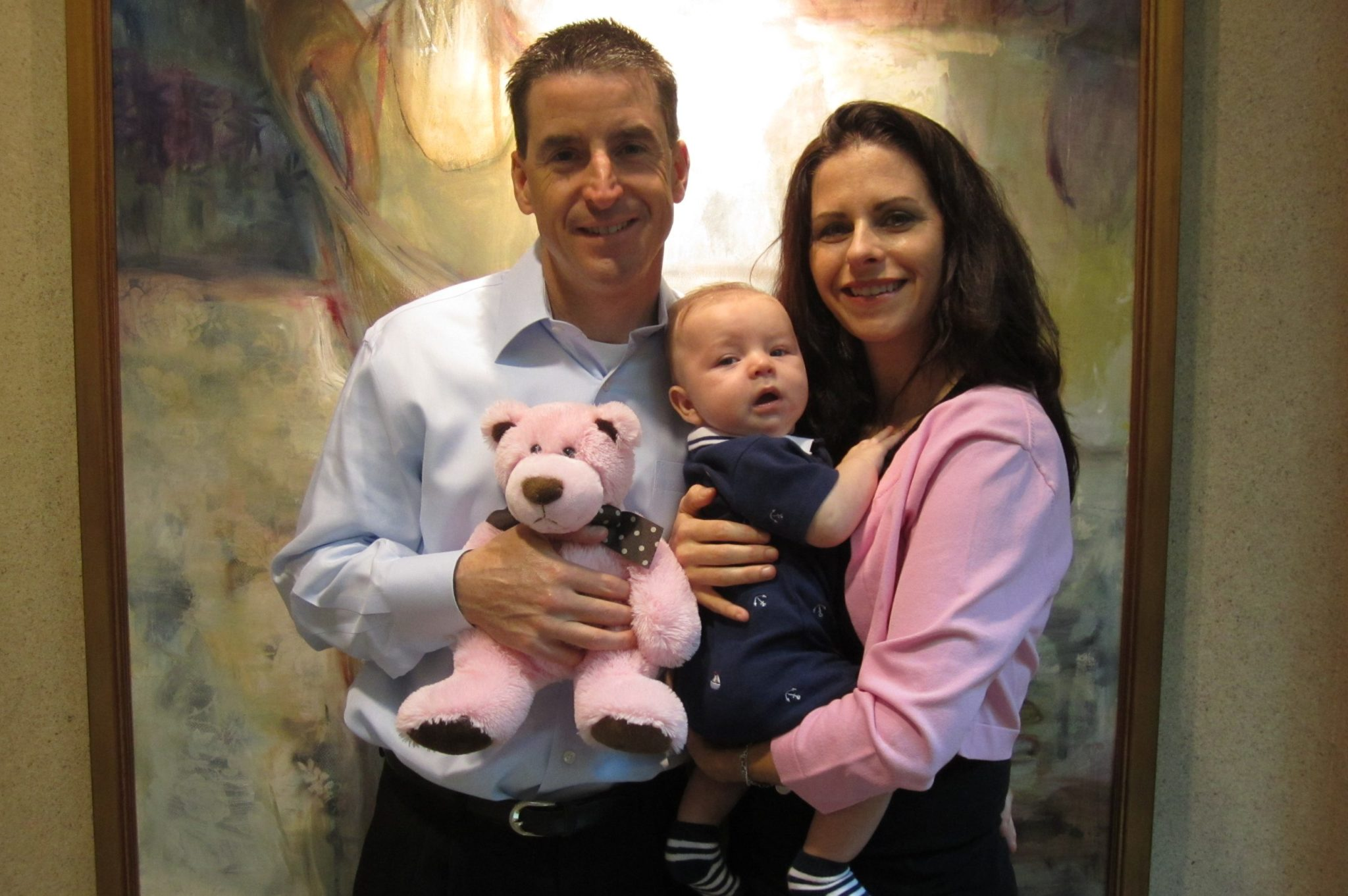 The Reagan Marie Teddy Bear Fund makes sure that no mother leaves the hospital with empty arms.