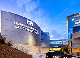 Donations support the Northside Hospital Cancer Institute.