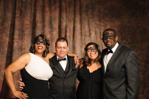 We had a blast at last year's masquerade ball.