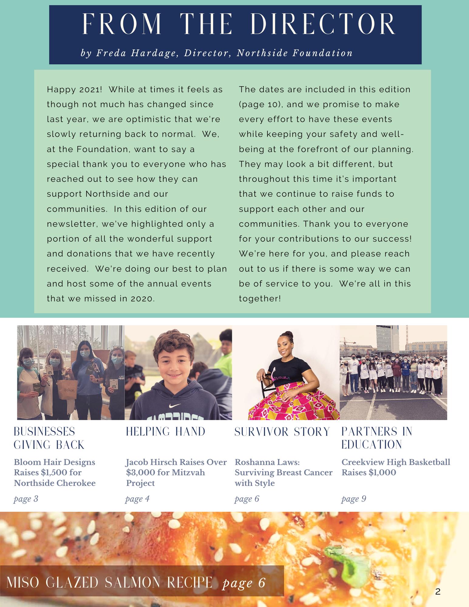 Spring Newsletter 2021 4