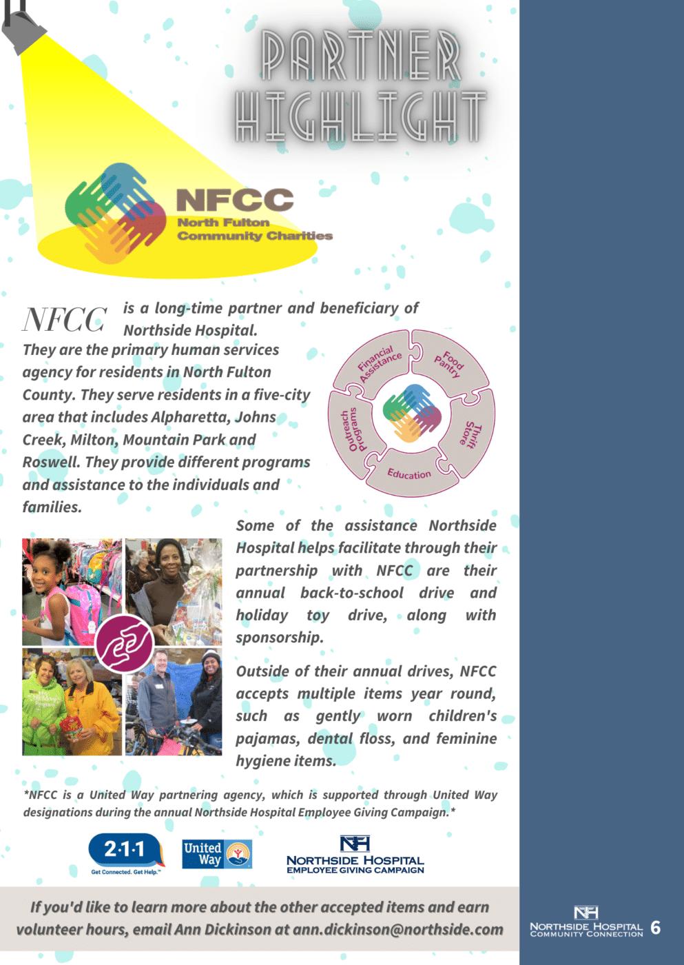Volunteer Newsletter 6