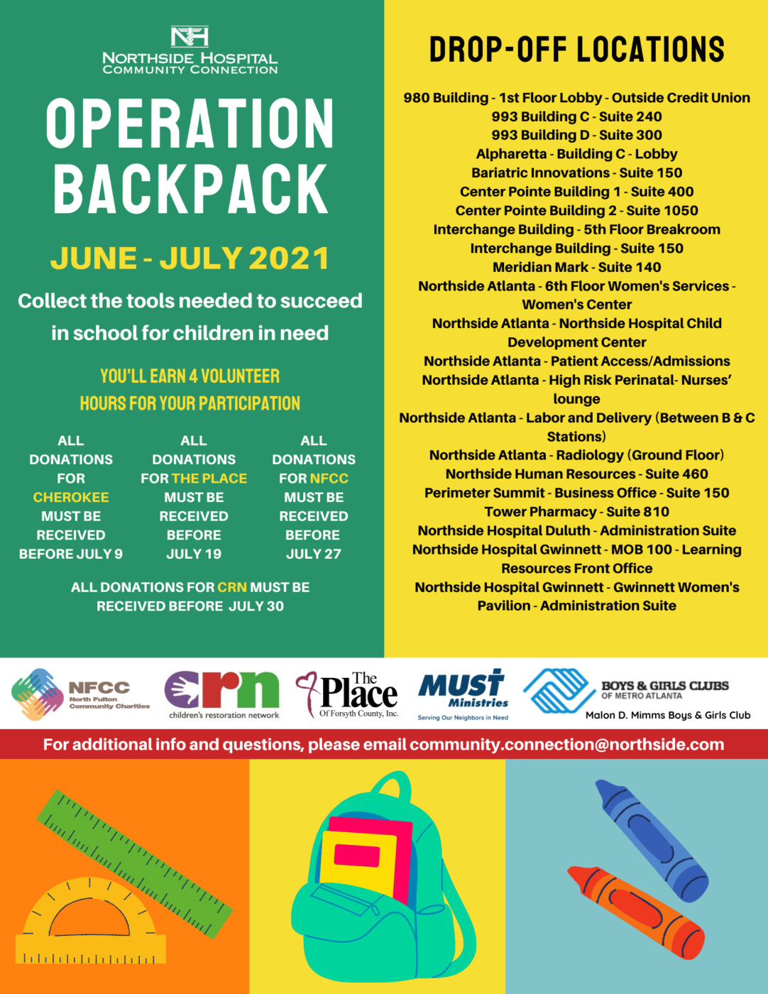 2021 Operation Backpack