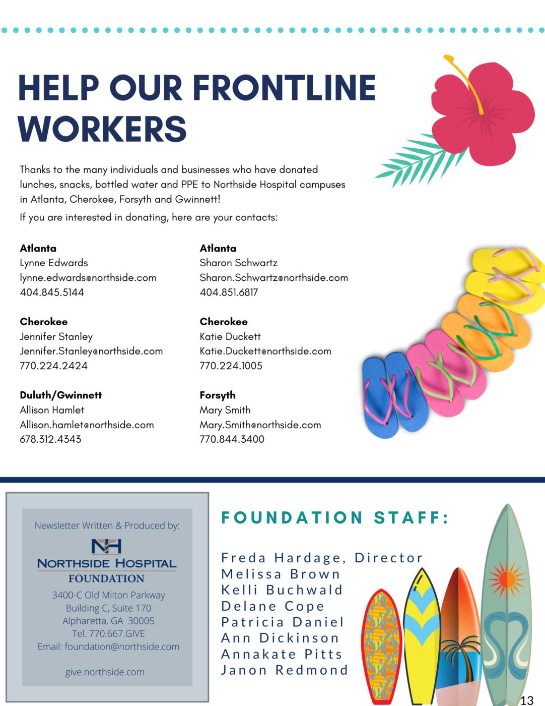 Foundation Newsletter 2Q21 6.7 4